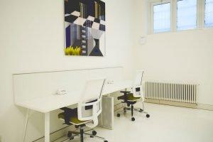 Shibumi spazio coworking   numero limitato di postazioni rende l'ambiente intimo e adatto a concentrarsi