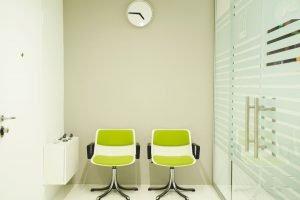 Shibumi spazio coworking   zona relax in sala d'attesa